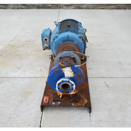 Image 125 HP GRISWOLD L/3X1.5X13L Dover Centrifugal Pump  1464924