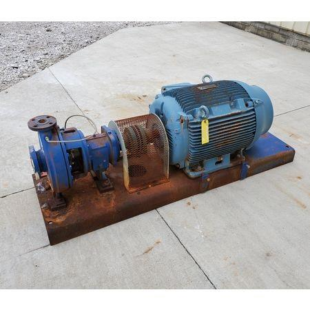 Image 125 HP GRISWOLD L/3X1.5X13L Dover Centrifugal Pump  1464977