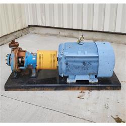 Image 125 HP ITT GOULDS Centrifugal Pump 1464933