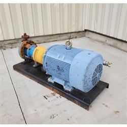 Image 125 HP ITT GOULDS Centrifugal Pump 1464934