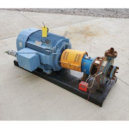 Image 125 HP ITT GOULDS Centrifugal Pump 1464991