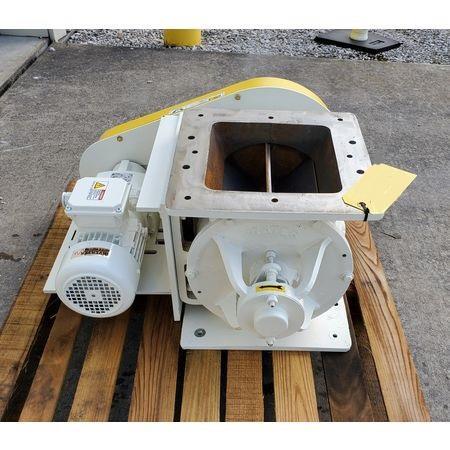 Image 10in PRATER PAV10A CI Heavy Duty Rotary Airlock 1465000