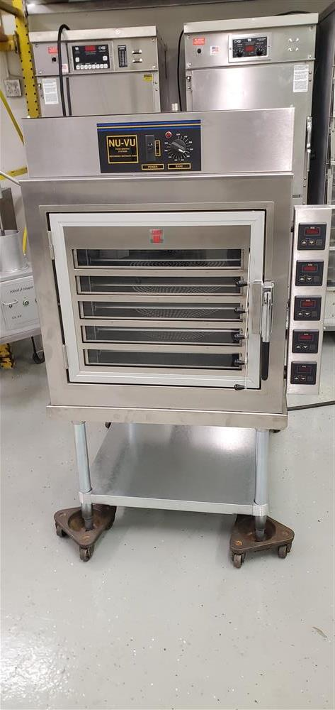 Image NU-VU Electric Convection Oven - New 1464961