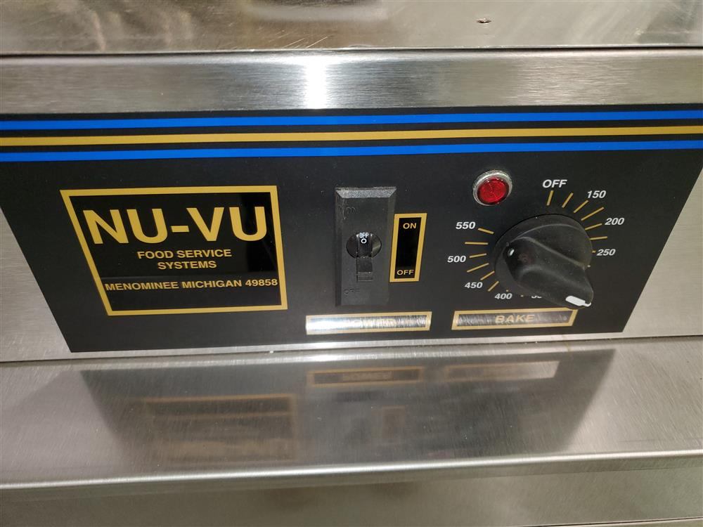 Image NU-VU Electric Convection Oven - New 1464964