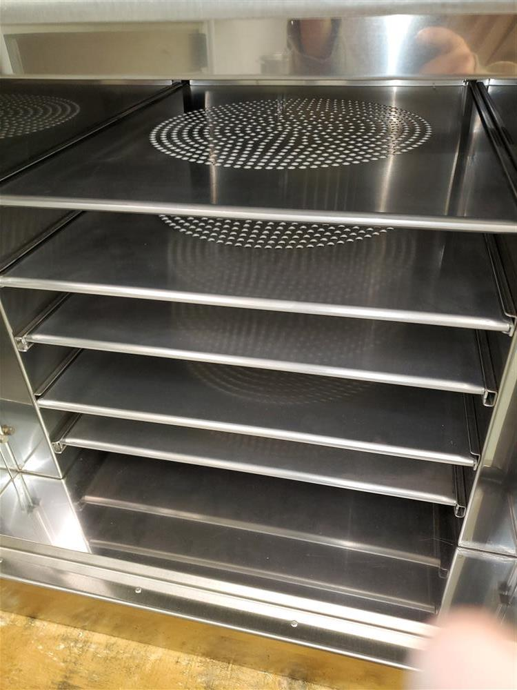 Image NU-VU Electric Convection Oven - New 1464968