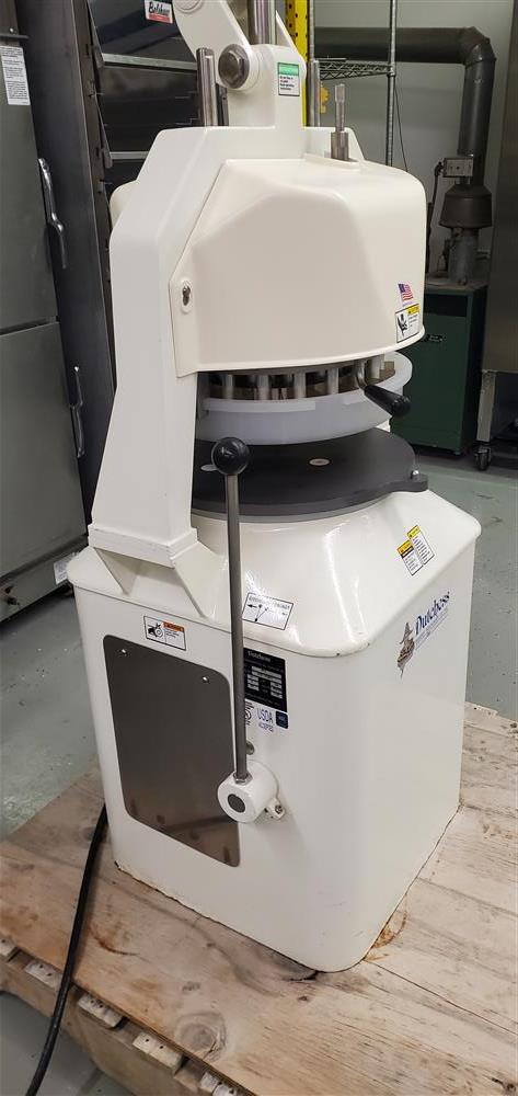 Image DUTCHESS Semi-Automatic Dough Divider/Rounder - USDA 1464984