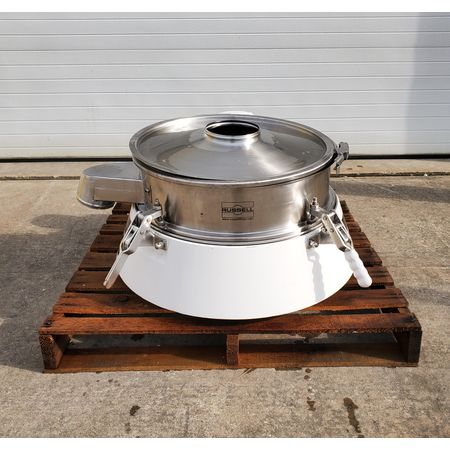 Image 20in RUSSELL FINEX LTD. Compact Sieve Vibrating Screener 1465011