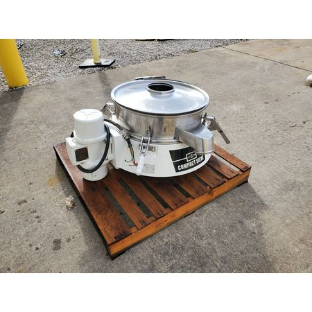 Image 20in RUSSELL FINEX LTD. Compact Sieve Vibrating Screener 1465014
