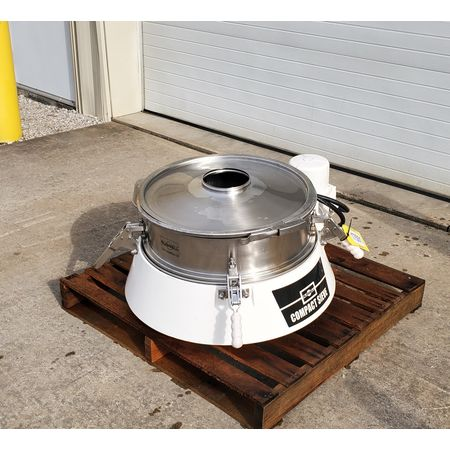 Image 20in RUSSELL FINEX LTD. Compact Sieve Vibrating Screener 1465015
