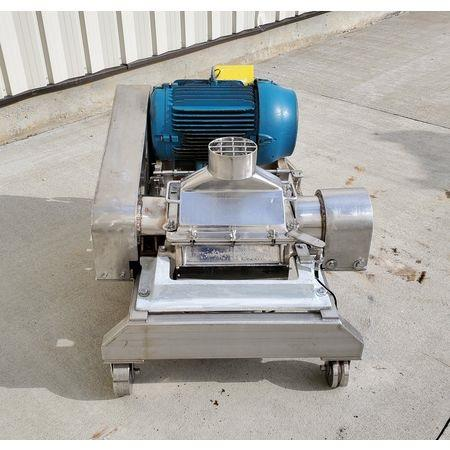 Image 30 HP FITZPATRICK DKASO-12 Hammermill - Stainless Steel  1465100