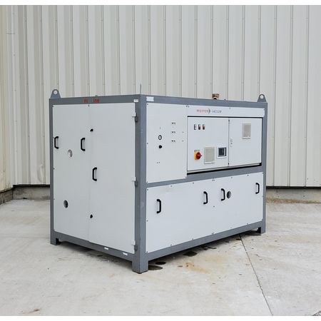 Image PFEIFFER WS 6000 Vacuum Two-Stage Rotary Vane Pumping Station 1465135