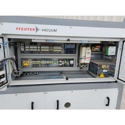 Image PFEIFFER WS 6000 Vacuum Two-Stage Rotary Vane Pumping Station 1465136