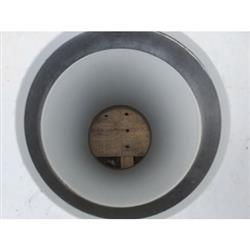 Image 6in GORING KERR DSP3/S-PSU Drop-Thru Metal Detector  1465141