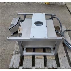 Image 6in GORING KERR DSP3/S-PSU Drop-Thru Metal Detector  1465142
