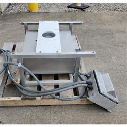 Image 6in GORING KERR DSP3/S-PSU Drop-Thru Metal Detector  1465144