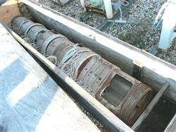 Image CINCINNATI MILACRON Twin Screw Barrel for Counter Rotating Extruder 1465319