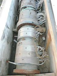 Image CINCINNATI MILACRON Twin Screw Barrel for Counter Rotating Extruder 1465321