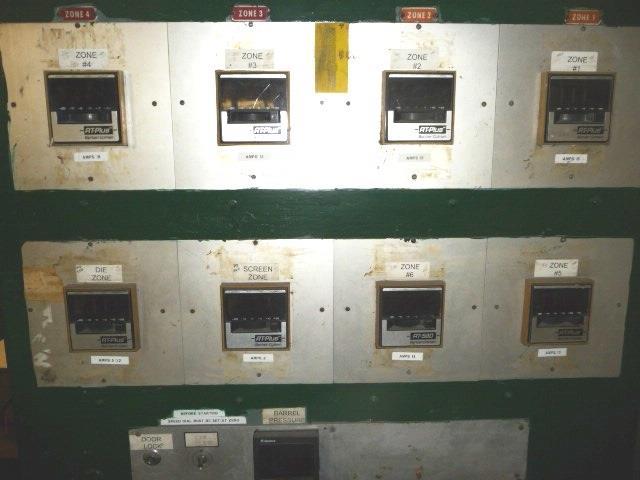 Image Extruder Temperature Control Panel 1465327