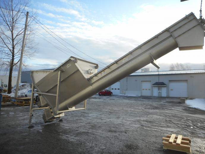 Image MEPACO Conveyor Hopper 1465364