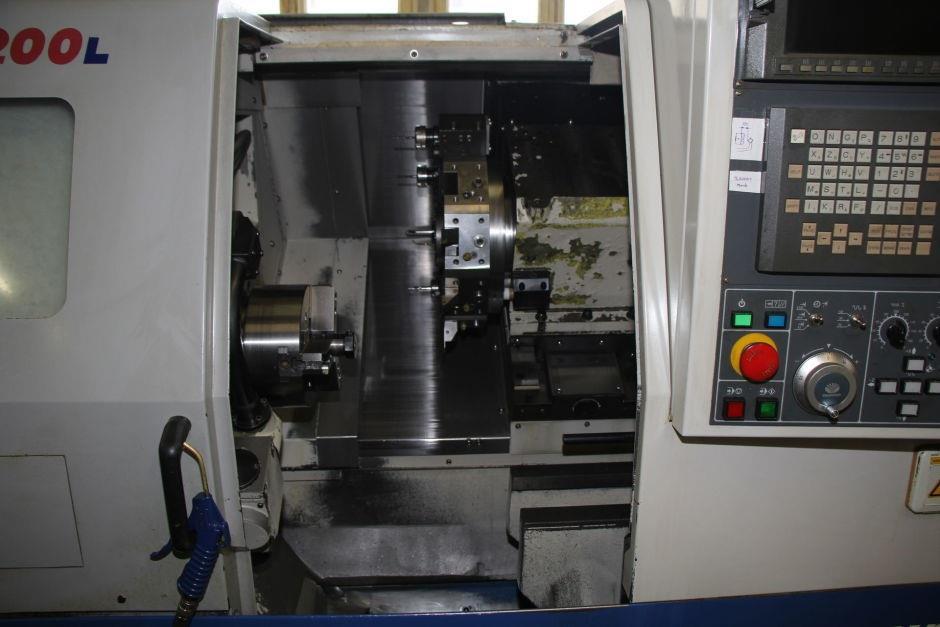 Image DAEWOO LYNX 200 LC CNC Lathe 1465539