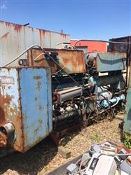 Image 10in Dia. BARWELL C-2 Vacuum Precision Preformer 1465604