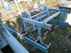 Image Gaylord Dumping Station with Bridge Crane and Chain Hoist 1465608