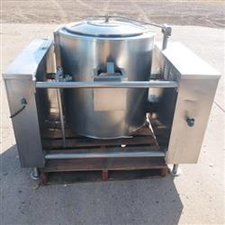 Image 40 Gallon INTEK Steam Jacketed Kettle 1465974