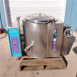 Image 40 Gallon INTEK Steam Jacketed Kettle 1465976