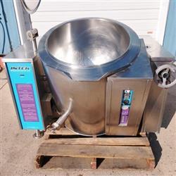 Image 40 Gallon INTEK Steam Jacketed Kettle 1465982