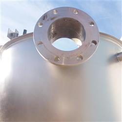 Image 400 Gallon METAL CRAFT Tank - Stainless Steel 1466009