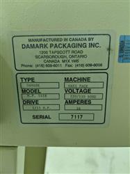 Image DAMARK Bar Sealer with Shrink Tunnel 1466258