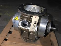 Image 8in WAESCHLE Rotary Airlock Valve - Model ZVH250.1, All Stainless Steel 1466356
