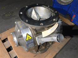 Image 8in WAESCHLE Rotary Airlock Valve - Model ZVH250.1, All Stainless Steel 1466358