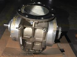 Image 8in WAESCHLE Rotary Airlock Valve - Model ZVH250.1, All Stainless Steel 1466359