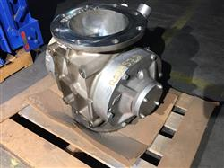 Image 8in WAESCHLE Rotary Airlock Valve - Model ZVH250.1, All Stainless Steel 1466363