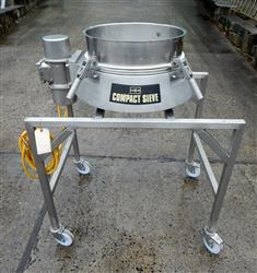 Image RUSSELL FINEX Compact Sieve Single Deck Sifter 1466459