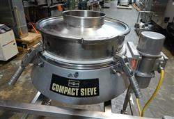 Image RUSSELL FINEX Compact Sieve Single Deck Sifter 1466461