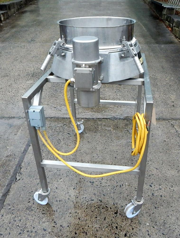 Image RUSSELL FINEX Compact Sieve Single Deck Sifter 1466462