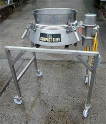 Image RUSSELL FINEX Compact Sieve Single Deck Sifter 1466463