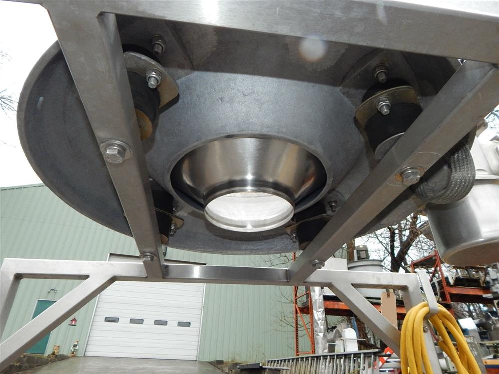 Image RUSSELL FINEX Compact Sieve Single Deck Sifter 1466464
