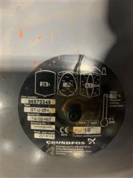 Image GRUNDFOS 25L Expansion Vessel 1466705