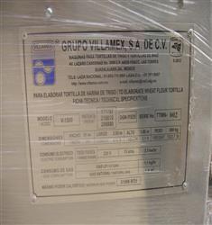 Image VILLAMEX Automated Chapatti / Tortilla Machine 1504746