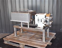 Image SPX 060-U1 Rotary Lobe Pump - Stainless Steel 1466950