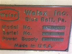 Image 41in Wide WELEX Sheet Extrusion Package 1467231