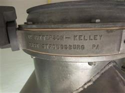Image 125 Cu. Ft. PATTERSON KELLEY Twin Shell V-Blender with Bar 1467301