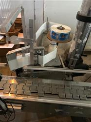 Image 14 Head CEMAC Rotary Filler with Conveyor, Accumulation Table and Labeler 1467519