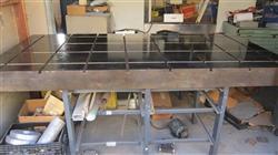 Image Welding Platten Table 1467761