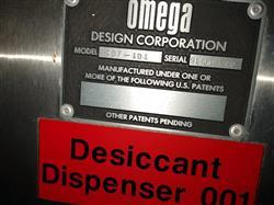 Image OMEGA DESIGN Dessicant Dispenser 1467856
