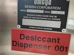 Image OMEGA DESIGN Dessicant Dispenser 1467858