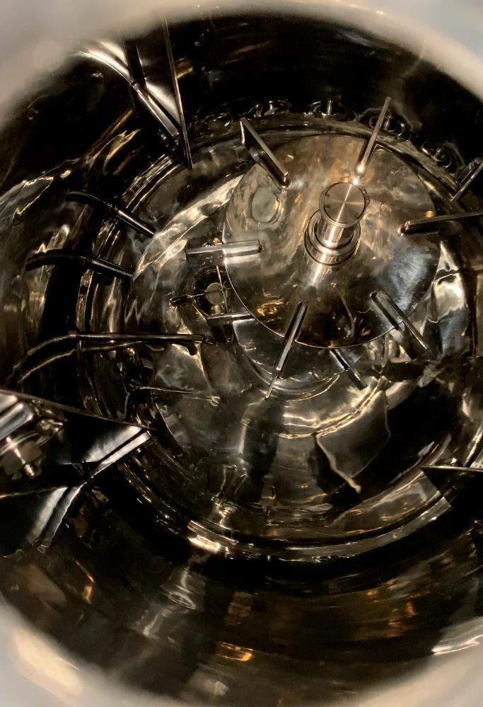 Image 300 Liter LEE Jacketed Bioreactor Skid with LEE INDUSTRIES Reactor - Stainless Steel 1483682